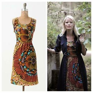 Anthropologie Lappula Dress