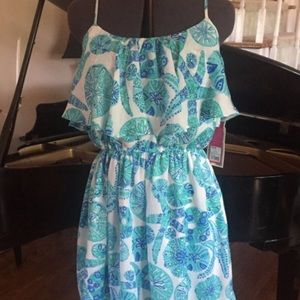 NWT Lilly Pulitzer for Target Sea Urchin Dress