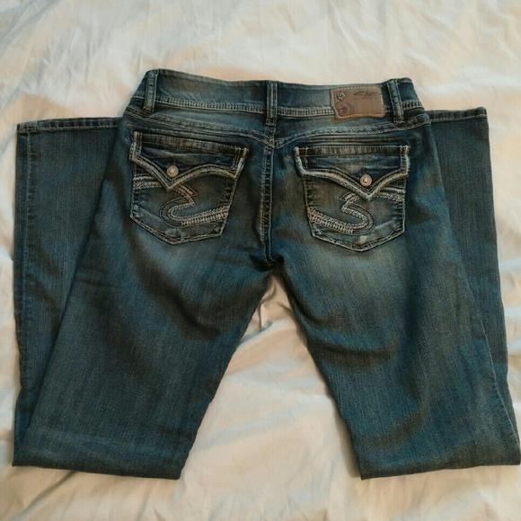 silver jeans size 32 - Jean Yu Beauty