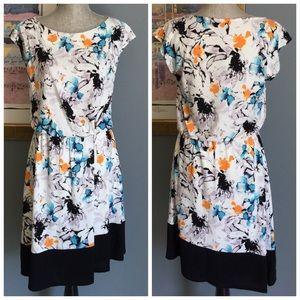 Robert Rodriguez Dresses & Skirts - Robert Rodriguez Print Dress (Size S)