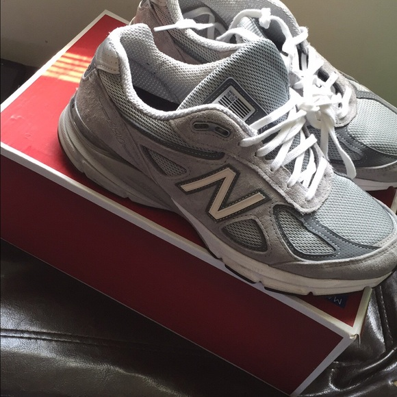 quality design 8a793 e3f0f Brand New 2016 Grey 990s ,Size 7.5 , Give Offers !