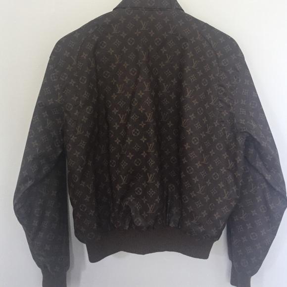 67  off louis vuitton jackets  u0026 blazers