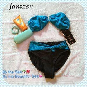 Jantzen Other - 🌺🌴 JANTZEN 2 Piece Slimming Bikini Swim Suit