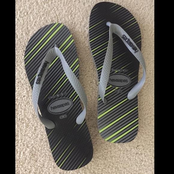 3897753fd7c675 RARE Men s Havaianas Flip Flops