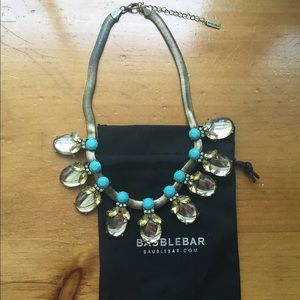 Baublebar necklace.