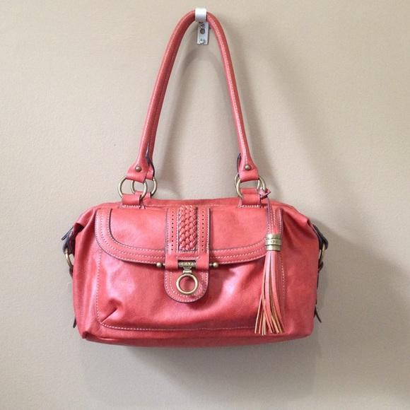 e7baf266b1b3 ... bag b59d8 c18fe cheap chaps by ralph lauren tassel satchel handbag  87c23 e7036 ...