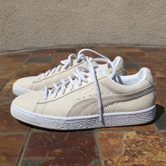 Puma Shoes | Winterized Puma Cream