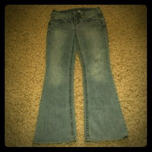 49% off Silver Jeans Denim - Silver Star jeans SZ 26R from Tina&39s