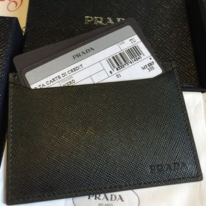 prada bags and wallets - Prada Accessories | Key & Card Holders - on Poshmark