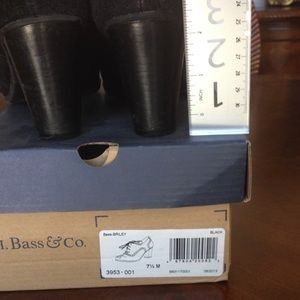 f38bfd6b844 GH Bass Shoes - G H Bass Briley lace-up heel