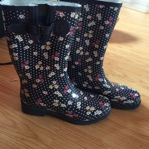 48 Off Target Shoes Threshold Garden Boots From Laura S