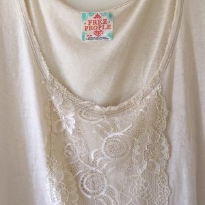 Free People Tops - 🚫SOLD🚫 Free people quarter sleeve t shirt