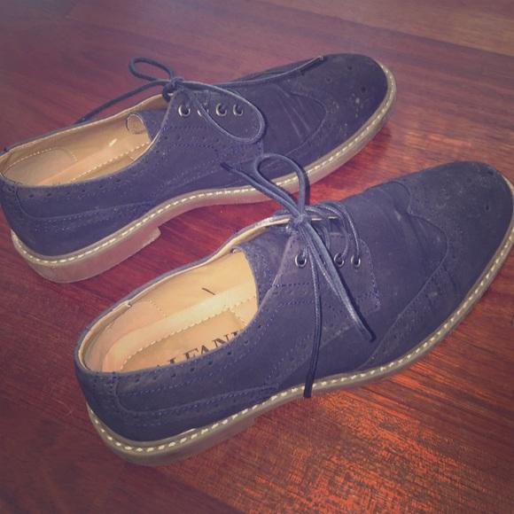 514661f9accc0 Alfani Shoes   Navy Oxfords Will Be Donated   Poshmark