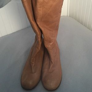 Leather Boots!