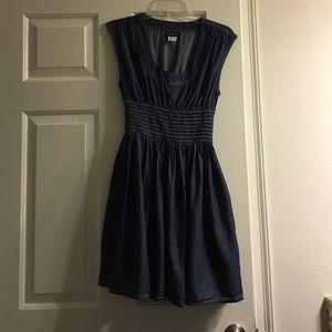 Denim Venus dress