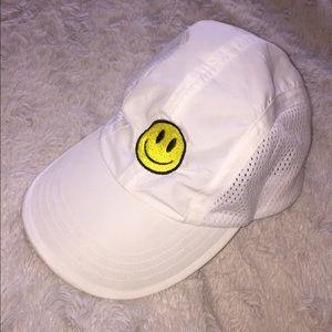 Accessories - Smiley death hat