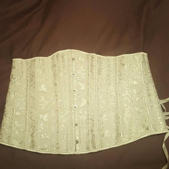 99568eface Camellias Corsets Other - Camellias Corsets wedding corset 5XL white