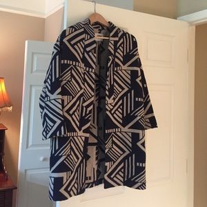 Beautiful poncho purchased at Old Navy!