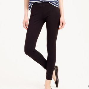 J.crew Pixie Pant. Size 6 Regular. Black