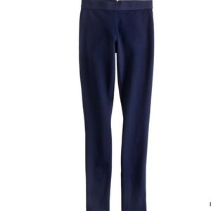 J.crew Pixie Pant. Size 6 Regular. Navy.