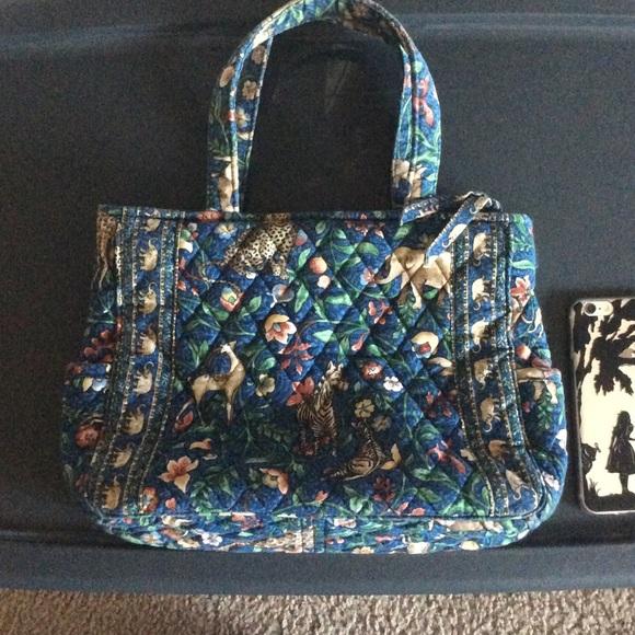 14331f94e4 Vera Bradley animal kingdom mini purse. M 574a1e0278b31c4c73011b89. Other  Bags ...