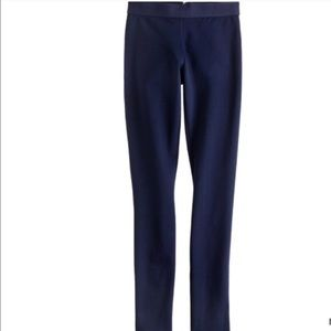 J.crew Pixie Pant. Size 10 Reg. Color is Navy.