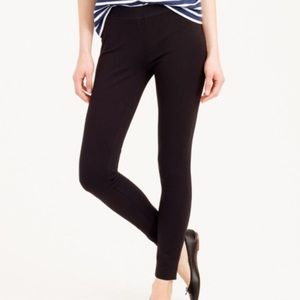 J.crew Pixie Pant. Size 4 Regular. Color Black