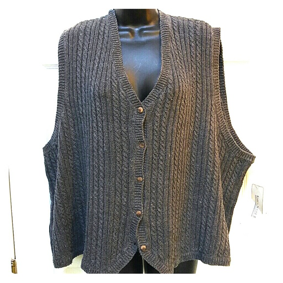 Karen Scott Cardigan Sweaters
