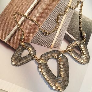 Alexis Bittar Jewelry - Alexis Bittar Textured Necklace. Price firm