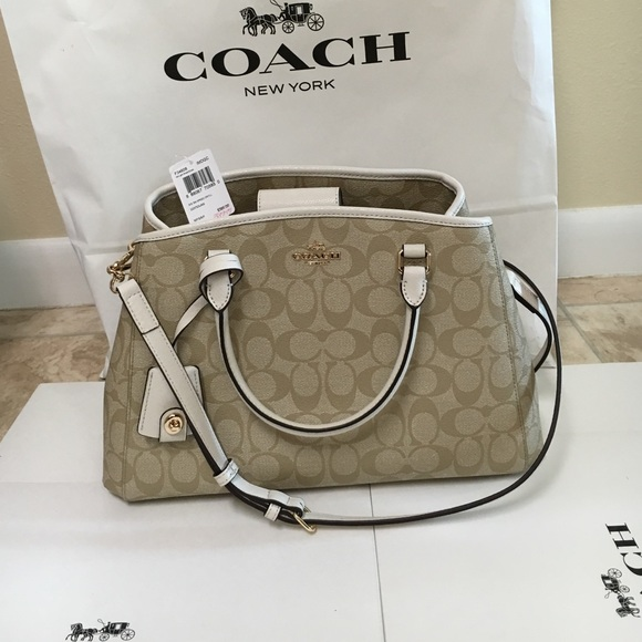 ca2f4775f58 Coach Bags | Sale Bagcrossbody Light Khaki Chalk | Poshmark