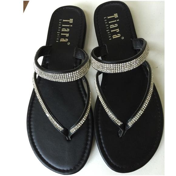Fancy Flip Flops-8863
