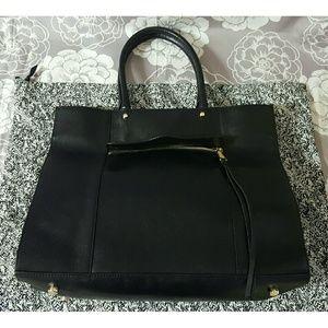 Rebecca Minkoff MAB Tote Large Bag in Black