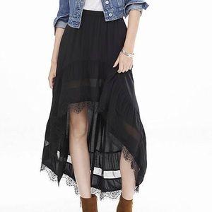 🆕Express High-low Boho Skirt