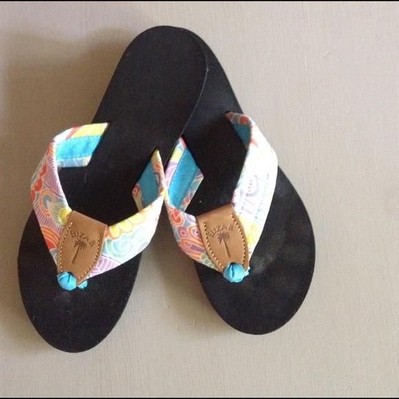 f33d1a016a25 Eliza B Shoes - Eliza B flip flops