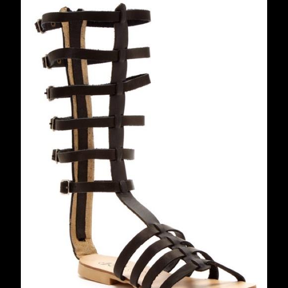 1995409cd7b Modern Rebel Gladiator Sandal