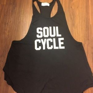 Tops - SoulCycle Tank Top