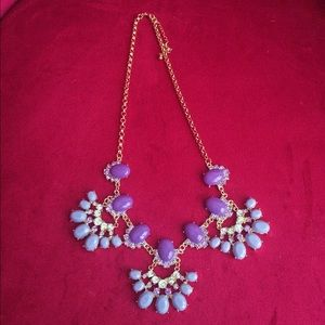 kate spade style glam necklace