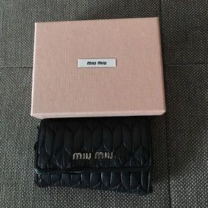 Miu Miu Accessories - Authentic Miu Miu Key Case