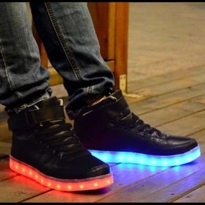 LED High Top  women size