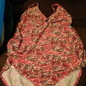 Ripe Maternity Other - Maternity swimsuit/ tankini