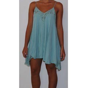Dresses & Skirts - Super cute Bohemian Lace Summer Dress