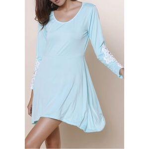 Posh Garden Dresses & Skirts - LAST ONE🔹The Mist Blue Dress
