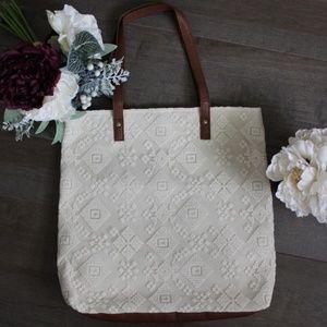 Handbags - Pattern Tote Bag