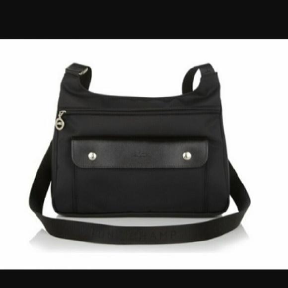 a821d1b0aabb Longchamp Handbags - New Authentic Longchamp Planetes Crossbody Bag!