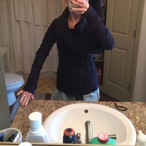 lululemon athletica Jackets & Coats - Lululemon cozy wrap jacket