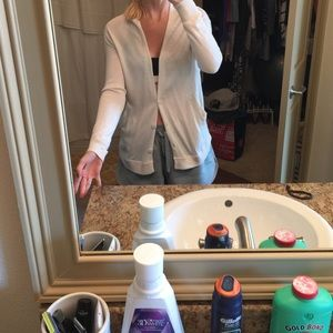 lululemon athletica Tops - Lululemon cashmere cardigan