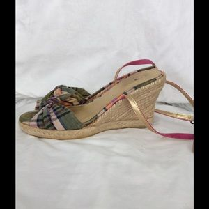J. Crew Wedge size 6