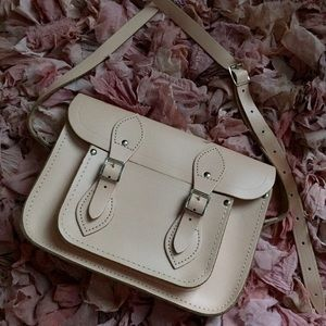 The Cambridge Satchel Company Handbags - Cambridge Satchel Company Light Pink peach Satchel