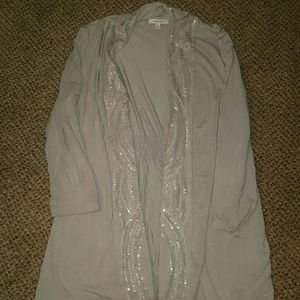 EUC long cardigan