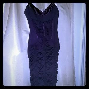Dresses & Skirts - Fitted Purple Dress